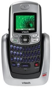 instant messaging via landline!