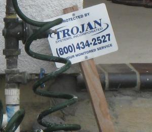 You may have a trojan!