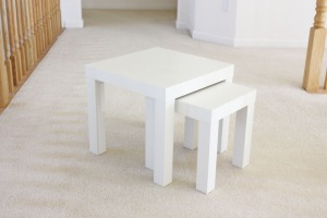Ikea 'Lack' coffee table