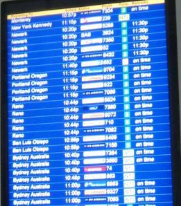 1st terminal - orange, 3rd - green, international - white