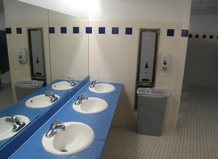 Public restroom design fail blog for Bathroom design fails
