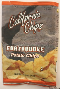 California disaster chips