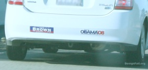 Brown Obama
