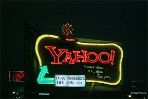 Yahoo jobs cut